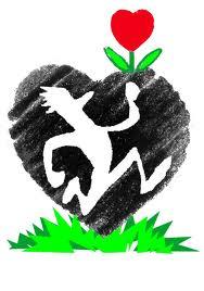 logo course du coeur
